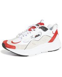 Fila Trigate Sneakers - White