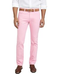 PS by Paul Smith Overdyed Slim Standard Jeans - Pink