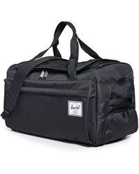 Herschel Supply Co. Outfitter 50l Duffel - Black