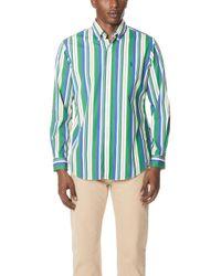 Polo Ralph Lauren - Running Stripe Shirt - Lyst