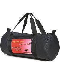 Alexander Wang Aw Duffel Bag - Black