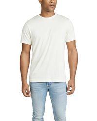 Sunspel Crew Neck T-shirt - White