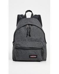 Eastpak Padded Zippl'r Backpack - Black