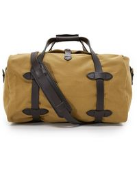 Filson Small Duffle Bag - Natural