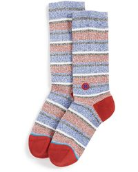 Stance Noosa Socks - Red