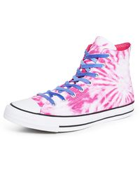 Converse Chuck Taylor All Star Trainers - Pink