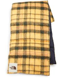 The North Face Brown Label Insulated Scarf - Metallic