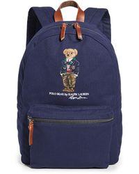Polo Ralph Lauren - Preppy Bear Backpack - Lyst