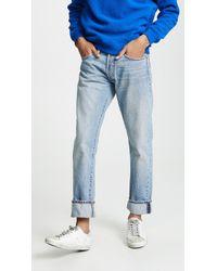 Polo Ralph Lauren - Varick Slim Straight Jeans - Lyst