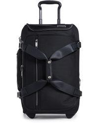 Tumi Merge Wheeled Duffel Carry On Suitcase - Black