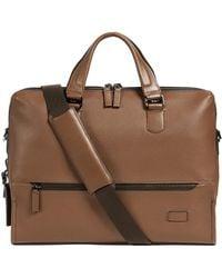 Tumi - Harrison Horton Double Zip Briefcase - Lyst