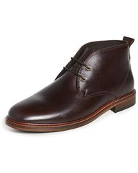 Shoe The Bear Phoenix Leather Boots - Brown
