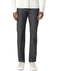 Naked & Famous Weird Guy Selvedge Jeans - Blue