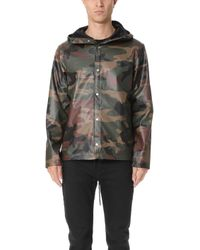 Herschel Supply Co. Hooded Coach Jacket - Multicolour
