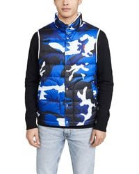 Polo Ralph Lauren Reversible Down Vest - Blue