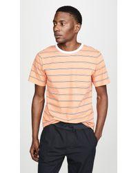 Saturdays NYC Randall Strip T-shirt - Multicolour