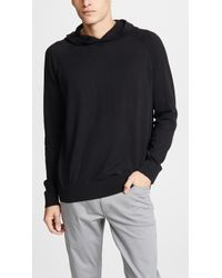Vince - Garment Dyed Sweater - Lyst