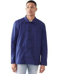 Club Monaco Workwear Jacket - Blue