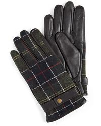Barbour - Newbrough Gloves - Lyst