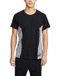 adidas X Missoni Striped Panel T-shirt - Black