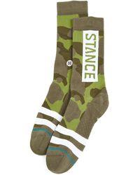 Stance Og Socks - Green