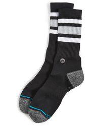 Stance Boyd St Socks - Black