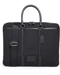 COACH - Metropolitan Briefcase - Lyst