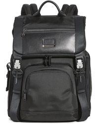 Tumi Alpha Bravo Lark Backpack - Black