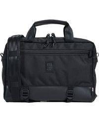 Topo Commuter Briefcase - Black