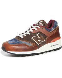 New Balance Made In Usa 997 Trainers - Multicolour