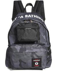 Eastpak X Aape Padded Backpack - Black