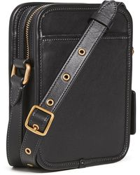 COACH 1941 Zip Camera Bag - Black