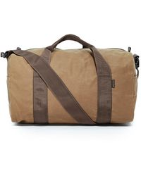 Filson Small Field Duffle - Brown