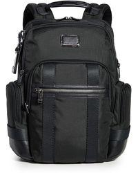 Tumi Alpha Bravo Nathan Backpack - Black