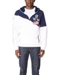 Polo Ralph Lauren - Training Jersey Anorak - Lyst