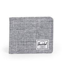 Herschel Supply Co. Roy Wallet - Metallic