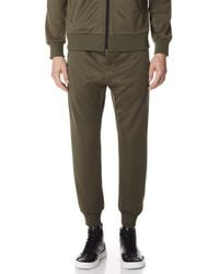 COACH Track Trousers - Green