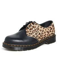 Dr. Martens 1461 3 Eye Shoes - Black