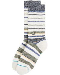 Stance - Castro Socks - Lyst