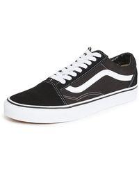 Vans Old Skool Trainers - Black