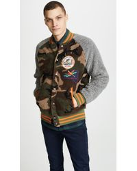 Polo Ralph Lauren - Great Outdoors Sherpa Jacket - Lyst