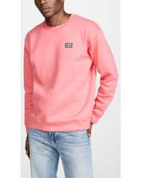 Obey - All Eyez Crewneck Sweatshirt - Lyst