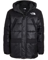 The North Face Hmlyn Insulated Long Down Parka - Black