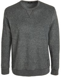 Rails Irving Crew Neck Sweatshirt - Grey