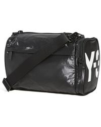 Y-3 Mini Gymbag - Black