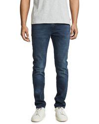 Levi's Skinny Fit 510 Stretch Denim Jeans - Blue