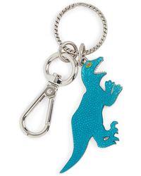 Paul Smith Dino Key Ring - Blue