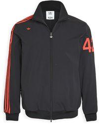 adidas X 424 Track Top Jacket - Black