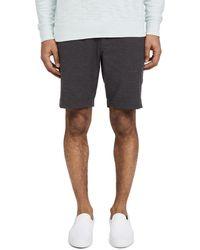 Faherty All Day Shorts - Grey