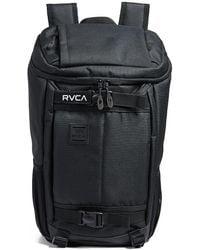 RVCA Voyage Skate Commuter Backpack - Black